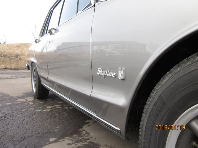 日産 スカイライン 2000GT