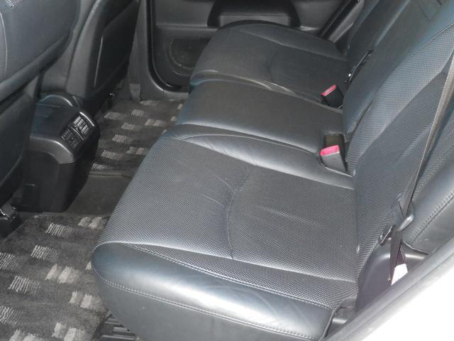 トヨタ ハリアー 240G Lパッケージ 4WD 黒革