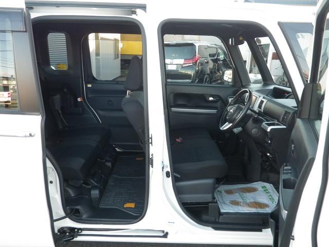 ダイハツ ウェイク Gターボ SA 4WD 両側パワースライド エコアイドル