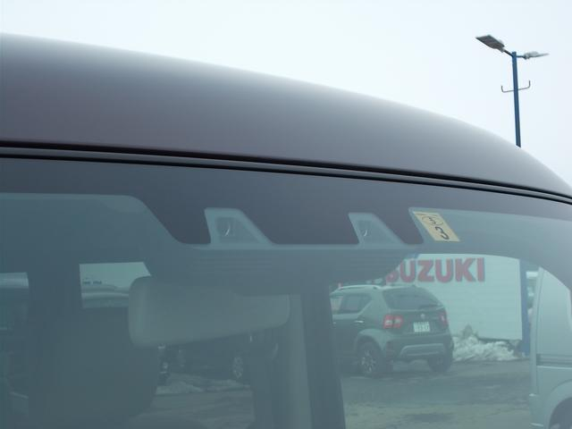 デュアルカメラブレーキサポートで安全運転をしっかりサポート