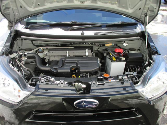 エンジンルームもきれいな状態です!スバル認定中古車はまごころクリーニングによりエンジンルーム全体の清掃・洗浄&ツヤ出しをおこなっております。