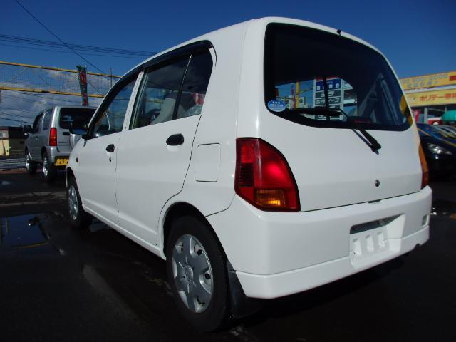 三菱 ミニカ Pc 4WD オートマチック ABS シートヒーター フォグ