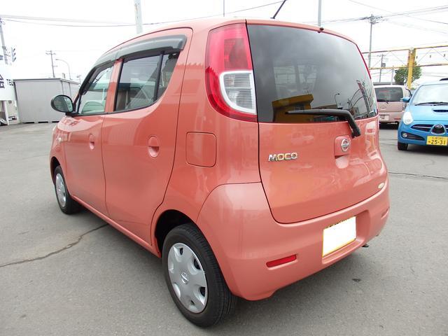日産 モコ S FOUR 4WD 4AT