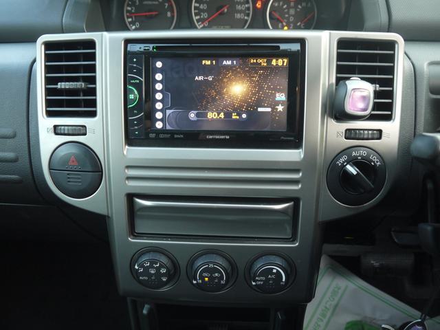 日産 エクストレイル X 4WD スマートキー カブロンシート