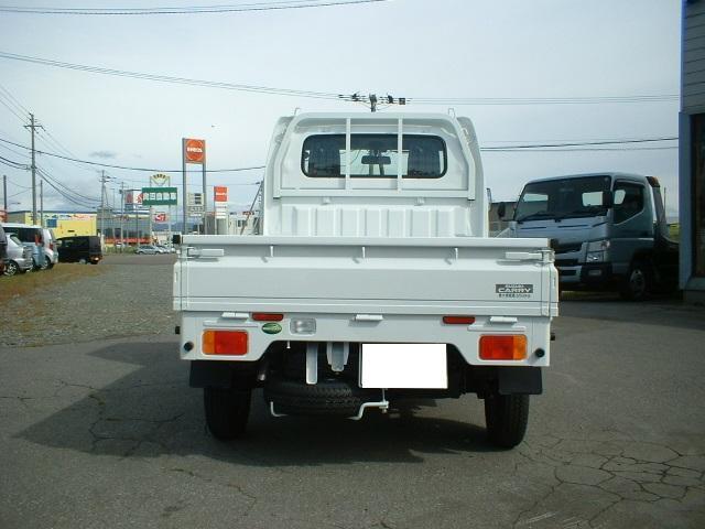 KCパワステ4WD 届出済未使用車 新品付属品付(9枚目)