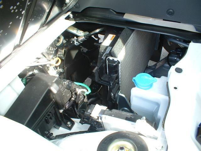 KCパワステ4WD 届出済未使用車 新品付属品付(16枚目)