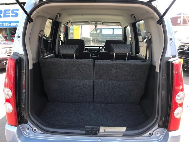 FX 4WD 軽自動車 レイクブルーメタリック 車検整備付(20枚目)