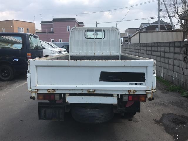 4WD 平ボディ1.5積 5MT 3人乗り(5枚目)