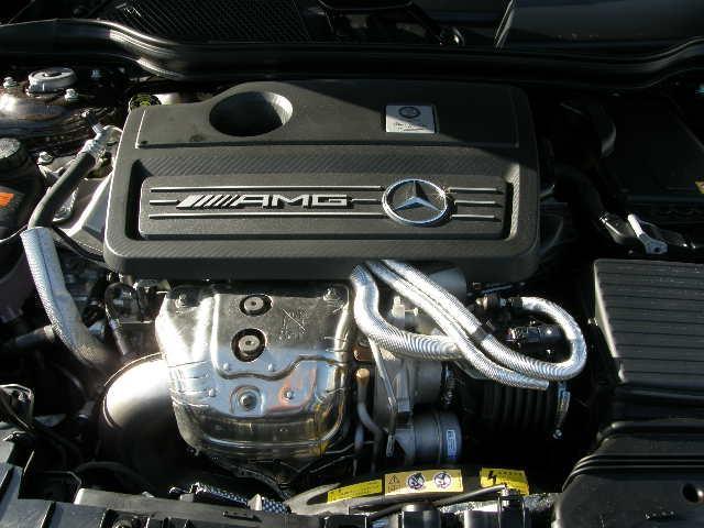 メルセデス・ベンツ M・ベンツ GLA45 AMG 4マチック