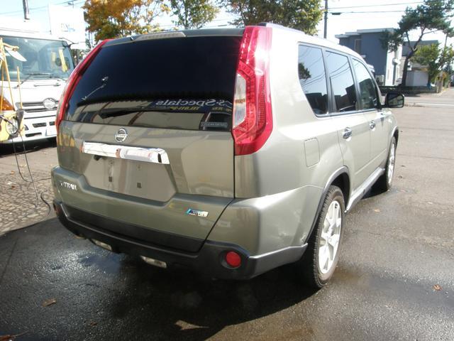 「日産」「エクストレイル」「SUV・クロカン」「北海道」の中古車3