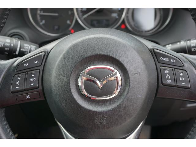 マツダ CX-5 XD 4WD 社外SDナビテレビ・コーナーセンサー