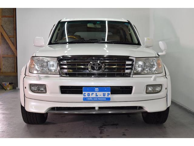 「トヨタ」「ランドクルーザー100」「SUV・クロカン」「北海道」の中古車2