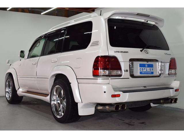 「トヨタ」「ランドクルーザー100」「SUV・クロカン」「北海道」の中古車6