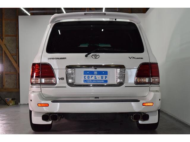 「トヨタ」「ランドクルーザー100」「SUV・クロカン」「北海道」の中古車7