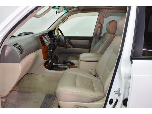 「トヨタ」「ランドクルーザー100」「SUV・クロカン」「北海道」の中古車9