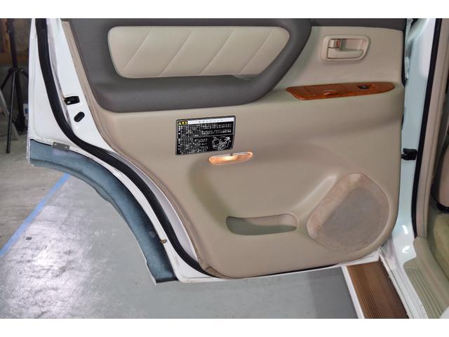 「トヨタ」「ランドクルーザー100」「SUV・クロカン」「北海道」の中古車47