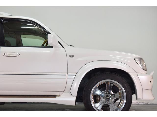 「トヨタ」「ランドクルーザー100」「SUV・クロカン」「北海道」の中古車61