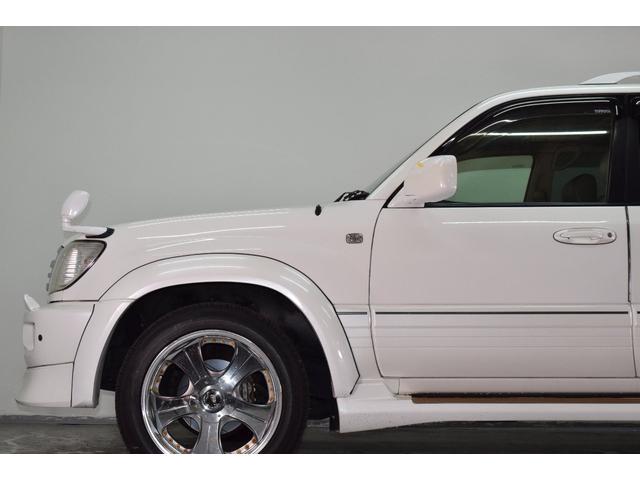 「トヨタ」「ランドクルーザー100」「SUV・クロカン」「北海道」の中古車64
