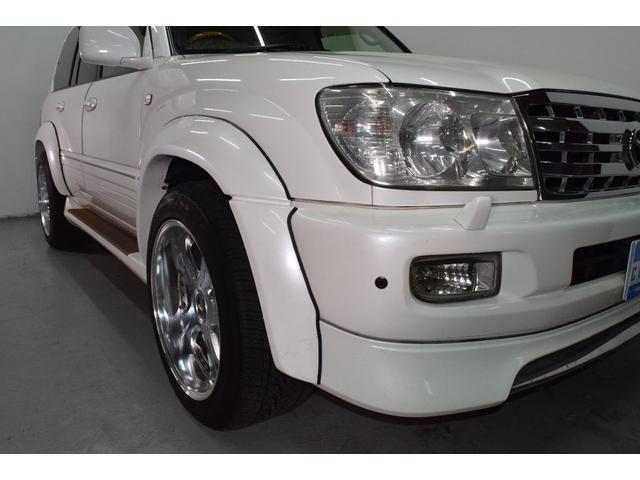 「トヨタ」「ランドクルーザー100」「SUV・クロカン」「北海道」の中古車68