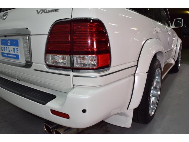 「トヨタ」「ランドクルーザー100」「SUV・クロカン」「北海道」の中古車69