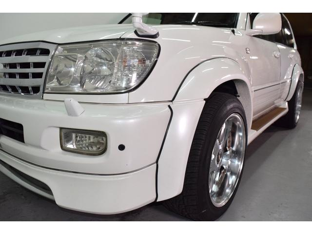 「トヨタ」「ランドクルーザー100」「SUV・クロカン」「北海道」の中古車70