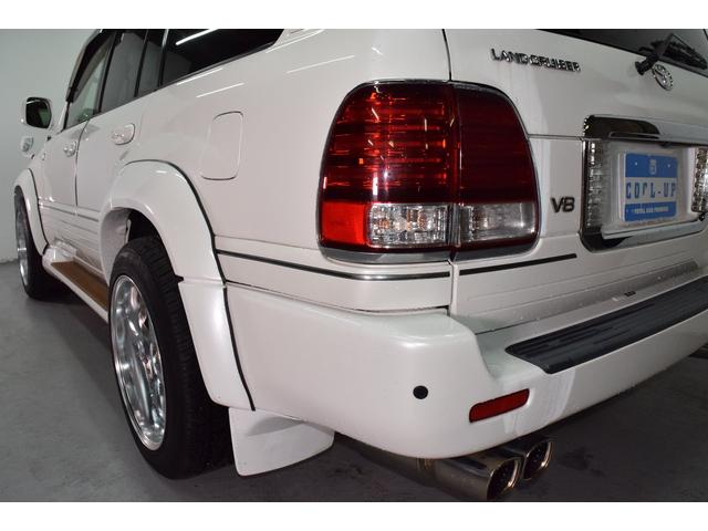 「トヨタ」「ランドクルーザー100」「SUV・クロカン」「北海道」の中古車71
