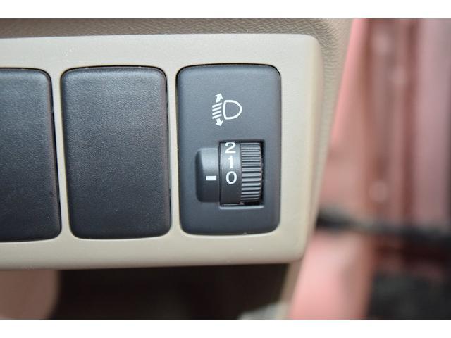ライトレベライザーも装備してます♪♪お好みでライトの高さ調節できますので便利な機能です!