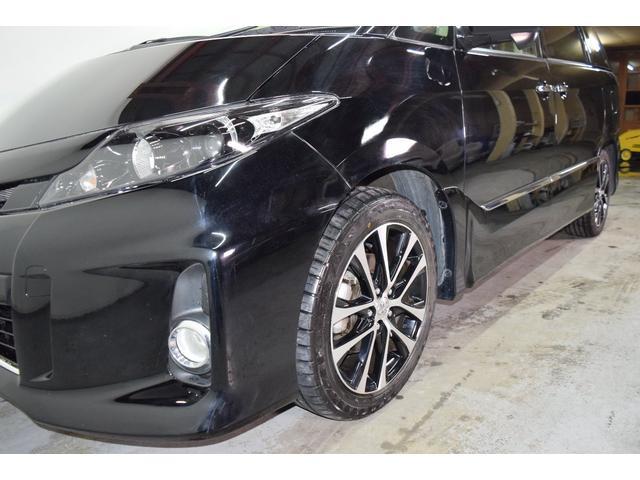 アエラス プレミアムエディション 4WD・イクリプスSDナビテレビ・バックモニター・両側パワースライドドア・クルーズコントロール・ハーフレザーシート・ディスチャージライト・プッシュスタート・寒冷地仕様・本州仕入(23枚目)