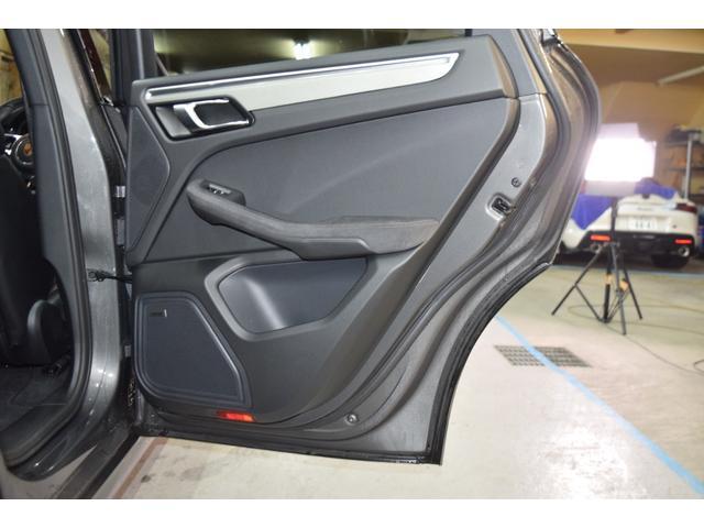 マカンGTS ターボ・4WD・純正SDナビ・サイド・バックカメラ・BOSEサウンド・パワーシート・シートヒーター・エンボス加工シート・パークセンサー・本州仕入(43枚目)