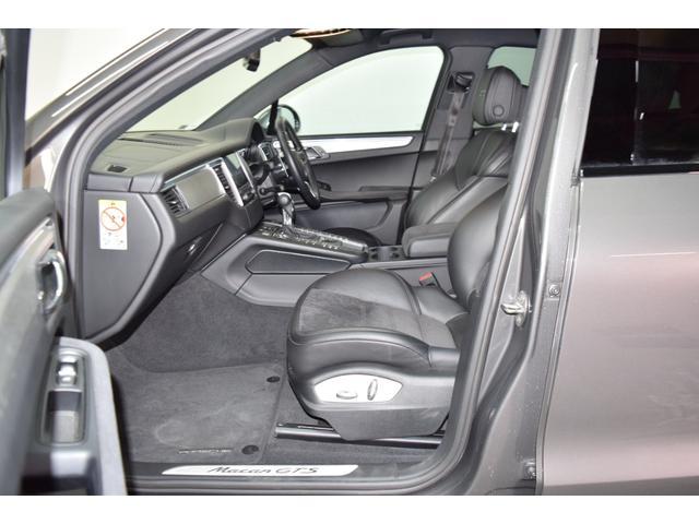 マカンGTS ターボ・4WD・純正SDナビ・サイド・バックカメラ・BOSEサウンド・パワーシート・シートヒーター・エンボス加工シート・パークセンサー・本州仕入(47枚目)