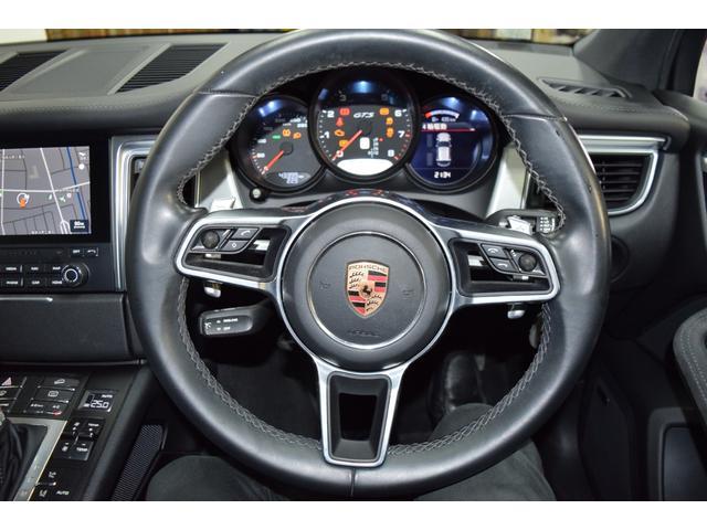 マカンGTS ターボ・4WD・純正SDナビ・サイド・バックカメラ・BOSEサウンド・パワーシート・シートヒーター・エンボス加工シート・パークセンサー・本州仕入(53枚目)