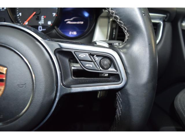 マカンGTS ターボ・4WD・純正SDナビ・サイド・バックカメラ・BOSEサウンド・パワーシート・シートヒーター・エンボス加工シート・パークセンサー・本州仕入(55枚目)