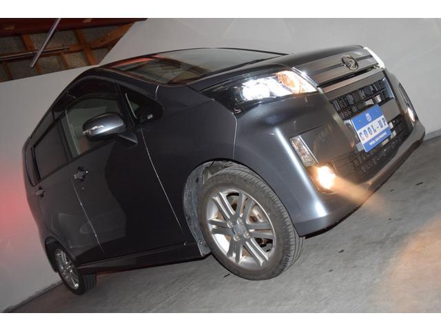 カスタム RS インタークーラーターボ・4WD・イクリプスSDナビナビテレビ・LEDヘッドライト・横滑り防止装置・アイドリングストップ・スマートキー・プッシュスタート・ワンオーナー・本州仕入(6枚目)