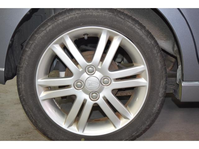 カスタム RS インタークーラーターボ・4WD・イクリプスSDナビナビテレビ・LEDヘッドライト・横滑り防止装置・アイドリングストップ・スマートキー・プッシュスタート・ワンオーナー・本州仕入(40枚目)