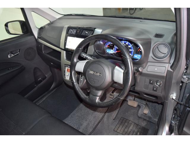 カスタム RS インタークーラーターボ・4WD・イクリプスSDナビナビテレビ・LEDヘッドライト・横滑り防止装置・アイドリングストップ・スマートキー・プッシュスタート・ワンオーナー・本州仕入(49枚目)