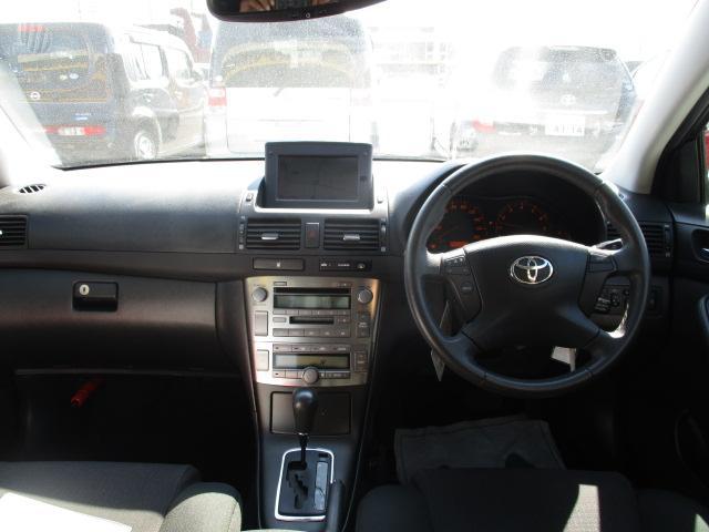 トヨタ アベンシスセダン Xi 4WD 純正DVDナビ バックカメラ 16インチアルミ