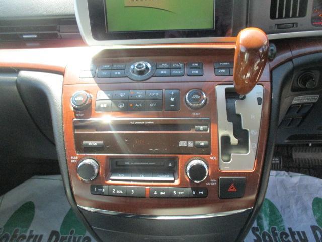 日産 エルグランド ハイウェイスター アーバンセレクション 4WD