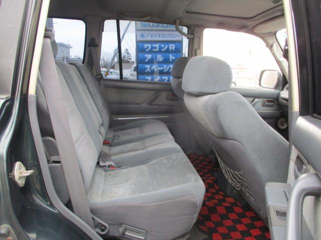 VXリミテッド 4WD リフトアップ 社外メモリーナビ(12枚目)