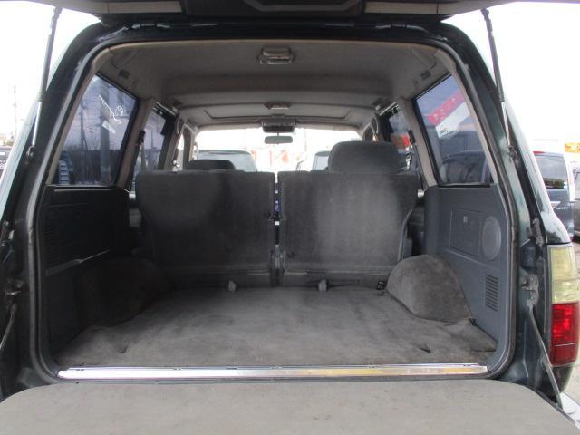 VXリミテッド 4WD リフトアップ 社外メモリーナビ(13枚目)