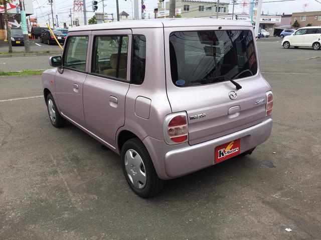 マツダ スピアーノ G 4WD