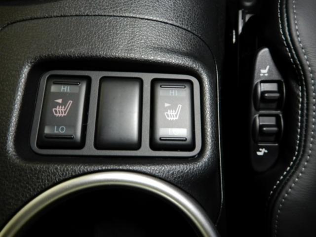 運転席と助手席ともにシートヒーター付いてます♪