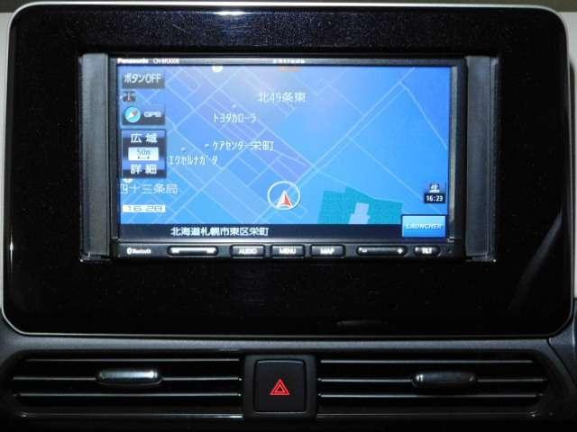 660 X 4WD 社外メモリーナビ(11枚目)