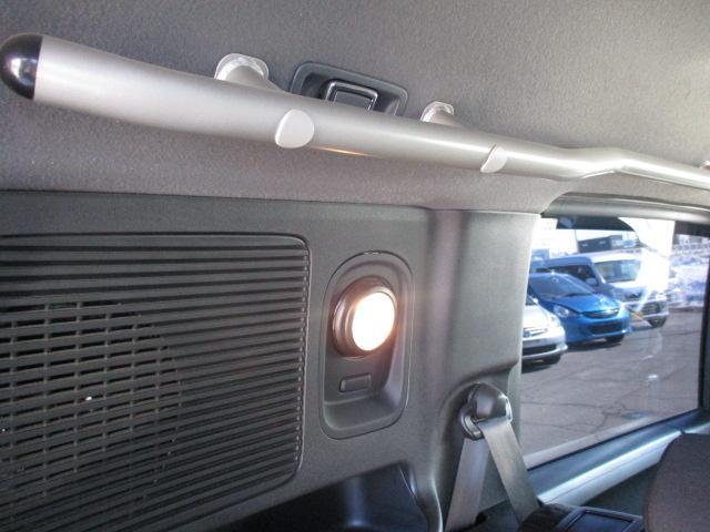 G エアロ 4WD 純正ナビ バックカメラ 片側パワースライド ETC エンジンスターター スマートキー(34枚目)