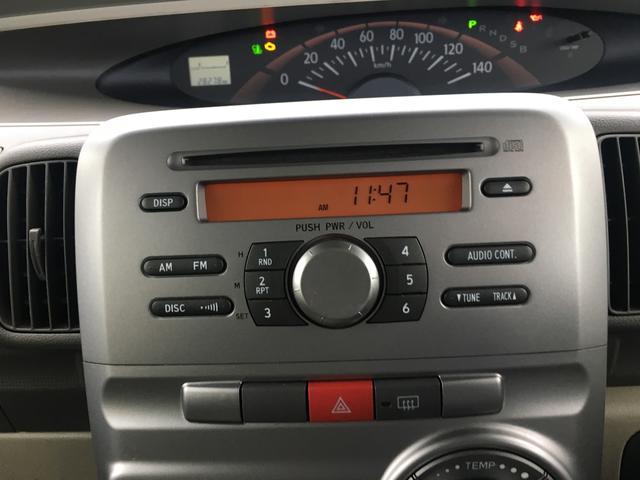 ダイハツ タント L 4WD エコアイドル スマートキー 左パワースライド