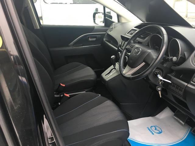 マツダ プレマシー 20S 4WD 両側スライド アルミ ナビ キーレス