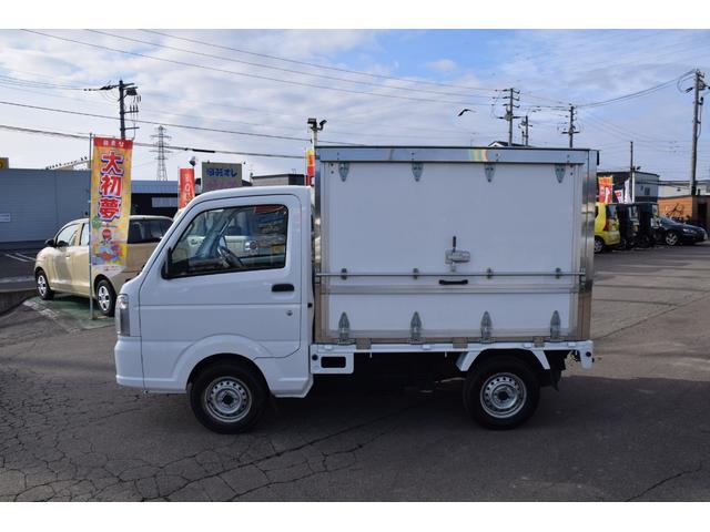 KC 箱車 保冷 4WD AT(3枚目)