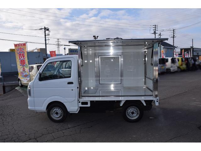 KC 箱車 保冷 4WD AT(14枚目)