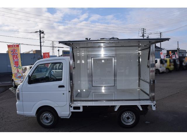 KC 箱車 保冷 4WD AT(15枚目)