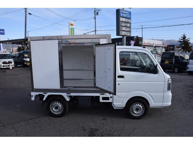 KC 箱車 保冷 4WD AT(20枚目)