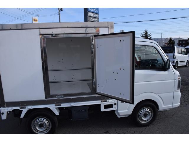 KC 箱車 保冷 4WD AT(21枚目)